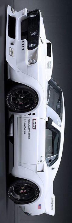Best Sports Cars : Illustration Description Boss 429, rc82workchop