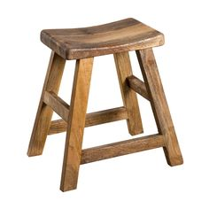 Handsome mango wood makes a comfortable seat in this saddle-style counter height stool. Its rustic tones and stripped-down design make it just right as a vintage-style accent.  Find the Milk Maid Counter Stool, as seen in the #UrbanBohemia Collection at http://dotandbo.com/collections/urbanbohemia?utm_source=pinterest&utm_medium=organic&db_sku=101427