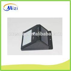 32led 20led 30 led solar wall light ip65 sensing