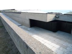 Gallery of AD Classics: Leça Swimming Pools / Álvaro Siza Vieira - 15 Architecture Board, Interior Architecture, Famous Architects, Cool House Designs, Future House, Concrete, Swimming Pools, Exterior, Places