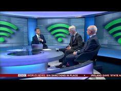 Shoosmiths partner Laurence Kaye being interviewed on BBC World News - YouTube