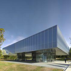 Villa Hush Hush by Marks Barfield Architects   Dezeen