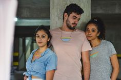 Colar Meia Bolua   Modelos: Ana Carolina Monteiro, Iuri Pires, Larissa Ohana.  Fotografia: Victor Tadeu   Styling: Larissa Ohana