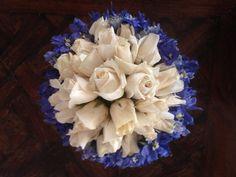 Melissa's Preserved Bridal Bouquet
