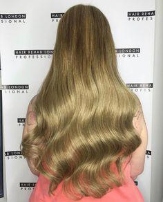 P R I N C E S S  H A I R from @swhairextensions using our Salon Pro Range! #hair #extensions