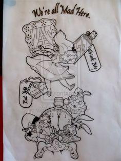 Tattoo bras/épaule