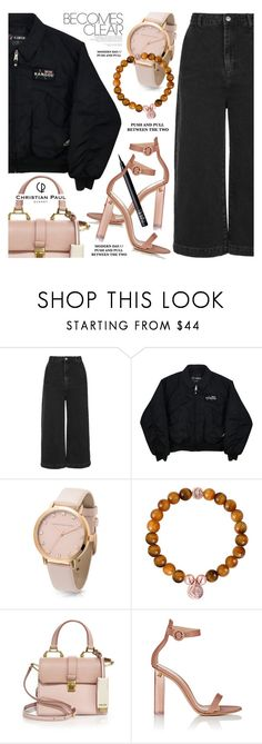 """Untitled #1772"" by noviii ❤ liked on Polyvore featuring Topshop, kangol, Miu Miu, Gianvito Rossi and NARS Cosmetics"