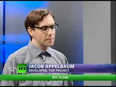 Jacob Appelbaum: TOR Project, Fight for Anonymity