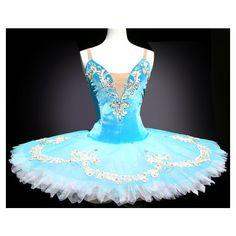 Ballet Tutu - Professional stage ballet tutu ($750) ❤ liked on Polyvore