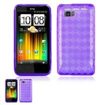 WirelessTentCom offer HTC Vivid 4G Purple Crystal Skin Case. This awesome product currently limited units, you can buy it now for  $4.49, You save - New