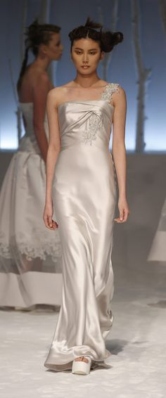 1f52f8c35e1e David Fielden Sposa 2016 Global Journey Wedding Dress 8545 Colored Wedding  Dresses