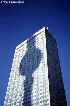 Berlin - TV Tower shadow More information: visitBerlin.com