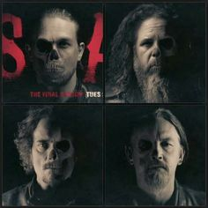 The Final Ride. Sons of anarchy season 7