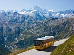 Individuelle Bahnreisen in der Schweiz: Schöne Aussichten | Schweiz | Schöne Aussichten