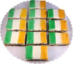 Irish Flag Bars