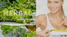 Herbal breast enlargement is active even before the marketable pills advent. Herbs were used for well-being, breast enlargement, and so on. There are many options for breast enlargement, but people consider the natural over other options.