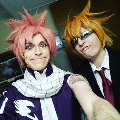 The derp never ends with us I swear.  Natsu: @matty_k_cosplay  #fairytail #fairytailcosplay #natsudragneel #leothelion #loke #leocosplay #natsu #natsucosplay #lokecosplay #celestialspririt #dragonslayer #cosplaybuddies #besties #bestfriends #derpy #derp #nerdlife #nerdlifestyle #cosplay #cosplayers #cosplaying #crossplay #crossplayer #hangingout #chillin #anime #animecosplay