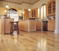 The Floor Guy on Flooring: Maple Flooring...what do you think?