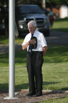 American Legion Veteran