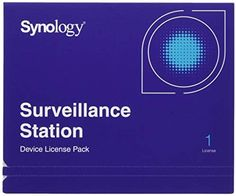 Amazon.com: Synology IP Camera License Pack for 1 (CLP1): Software Discount Electronics, Station 1, Promotion, Hygiene, Computer Internet, Surveillance System, Use Case, Machine Learning, Home