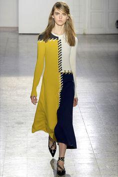 Sfilata Cedric Charlier Milano - Collezioni Autunno Inverno 2017-18 - Vogue