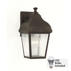 One Light Wall Lantern