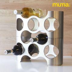 www.muma.com.br | Adega super prática! Design do Jodan Murphy