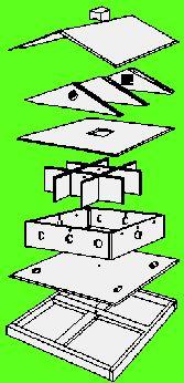 Purple Martin Bird House Plans 16 Units - PDF Download | Martin ...