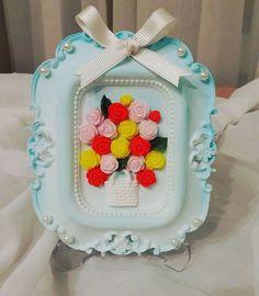 kokulu taş ve sabun kombinasyonu #çiçekbuketi#çerçeve#kokulutaş#güller