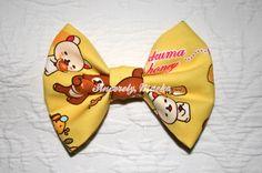Rilakkuma Bow    http://sincerelymaeko.storenvy.com