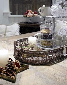Riviera Maison rattan tray