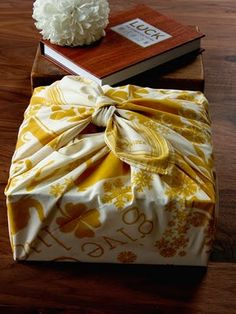 Cool gift wrapping