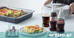 Λαζάνια με σπανάκι από την Αργυρώ Μπαρμπαρίγου | Υπέροχα, πεντανόστιμα και μυρωδάτα λαζάνια με σπανάκι φέτα αλά ελληνικά. Η σάλτσα τους είναι ακαταμάχητη!