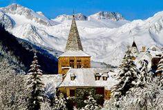 Pablo Font: - Valle de Aran (La Val d´Aran)…………….. el sur de la Occitania