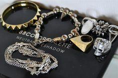 Addicted to jewellery