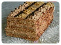 císařské Pie Cake, Cake Cookies, Vanilla Cake, Tiramisu, Treats, Cakes, Drink, Ethnic Recipes, Sweet