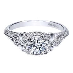 Engagement Rings - Corinne Jewelers
