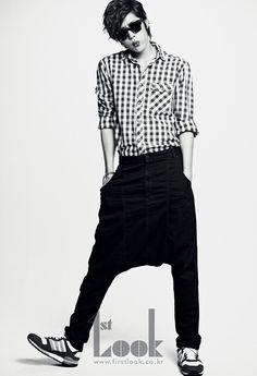 Infinite Sung Yeol – 1st Look Magazine
