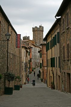 Montalcino, Italy, province of Siena , Tuscany Montalcino Italy, Brunello Di Montalcino, Toscana, Cook In Tuscany, Tuscany Italy, Old Town Italy, Travel Around The World, Around The Worlds, Best Places In Italy