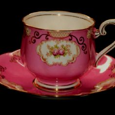 Pink - Tea Cup