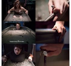 Teen Wolf 3X11 Surrogate Sacrifices
