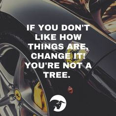 The great thing about life is our ability to change it. If you don't like something about yourself or your situation what should you do? Do something about it! ------------------------------------------------------------------- #quote #trading #stocktrading #stocks #success #motivational #change #future #power #ferrari #luxury #sportscar #luxurycar #millionaire #lifestyle #wealthy #quoteoftheday #wordsofwisdom #foodforthought #inspiration #motivation #changes #takeaction #rightnow…