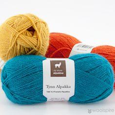 Du Store Alpakka - Tynn Alpakka