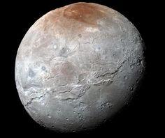 Tässä on kaikkien aikojen tarkin kuva Pluton kuusta - Ulkomaat - Savon Sanomat