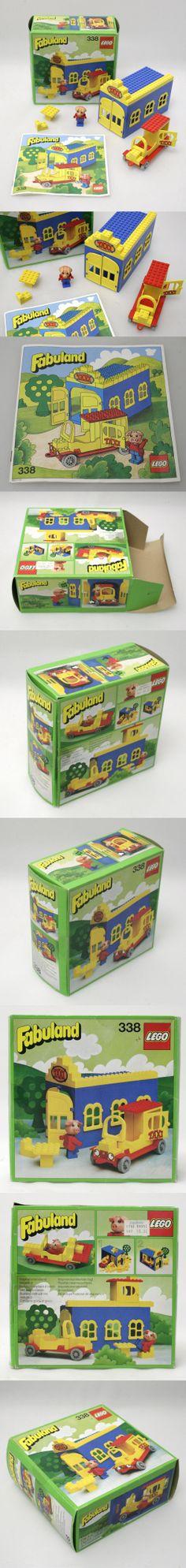 Vintage Lego Fabuland 338 NOW FOR SALE on EBAY.DE