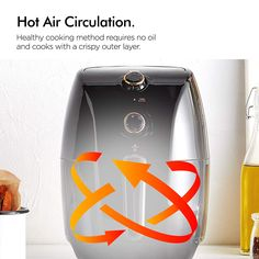 9 best air fryers vonshef com images air fryers fried food air fryer pinterest