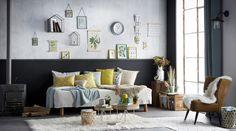 Idées décoration salon #zodio #décoration #salon