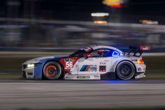 #56 BMW Z4 GTE Rahal Letterman Racing