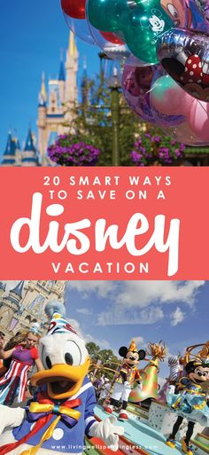 20 Smart Ways to Save on a Disney Vacation   Disney Trip Budget Tips