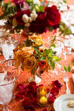 Photography by iralippkestudios.com Planning by destinationbride.com Floral Design by ariellaflowers.com  Read more - http://www.stylemepretty.com/2013/07/24/lenox-wedding-from-ira-lippke-studios/